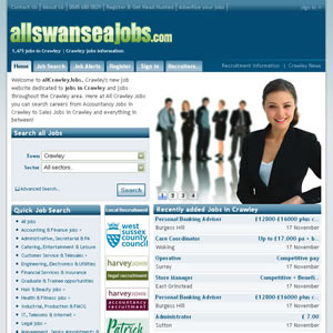 Swansea S Dedicated Jobs Website Allswanseajobs Com